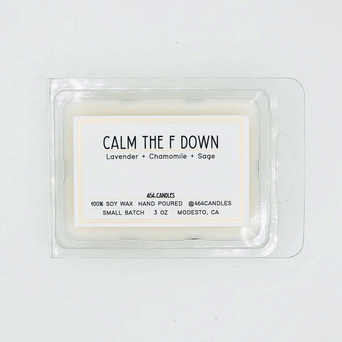 Calm The F Down - Wax Melts