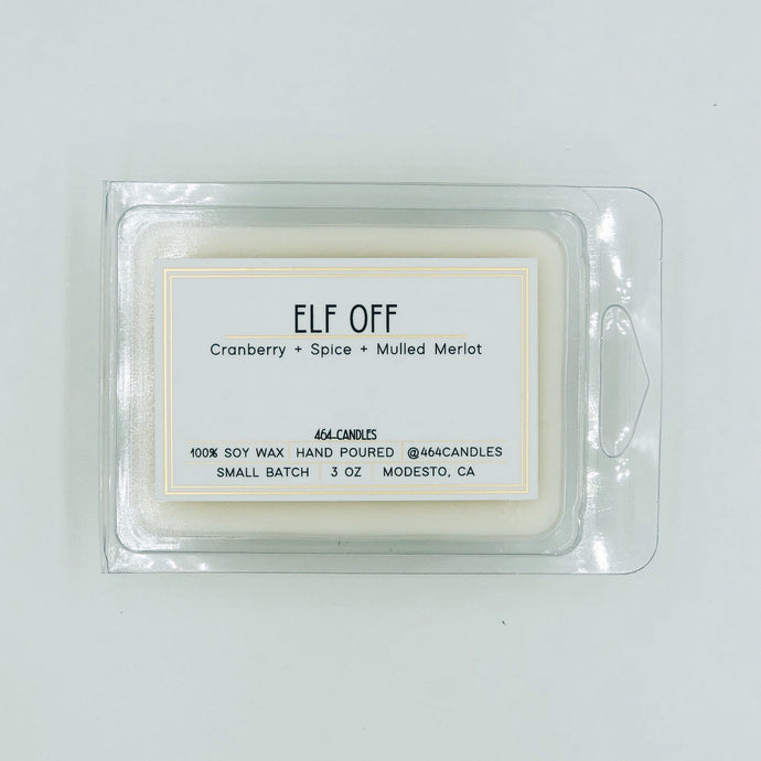 Elf Off - Wax Melts