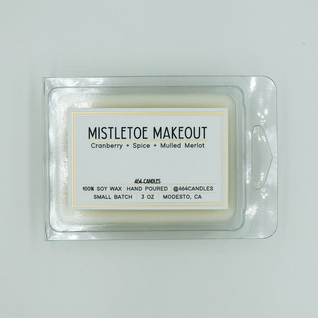 Mistletoe Makeout - Wax Melts
