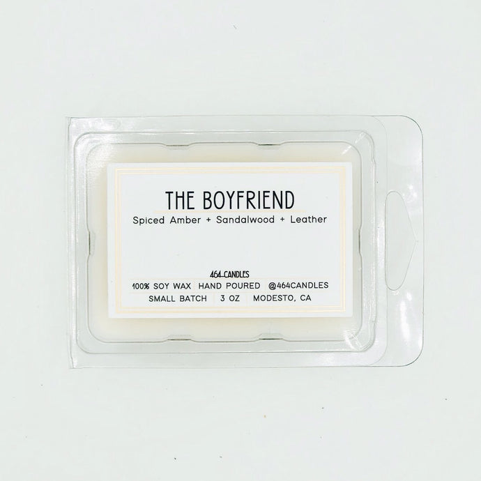 The Boyfriend - Wax Melts