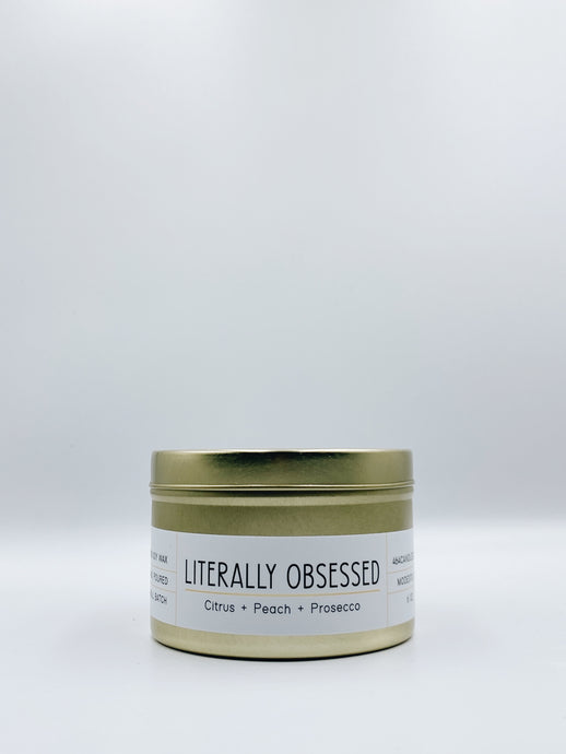 Literally Obsessed - 6oz Travel