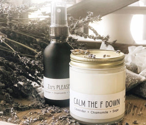 Calm the F Down -4oz Mini