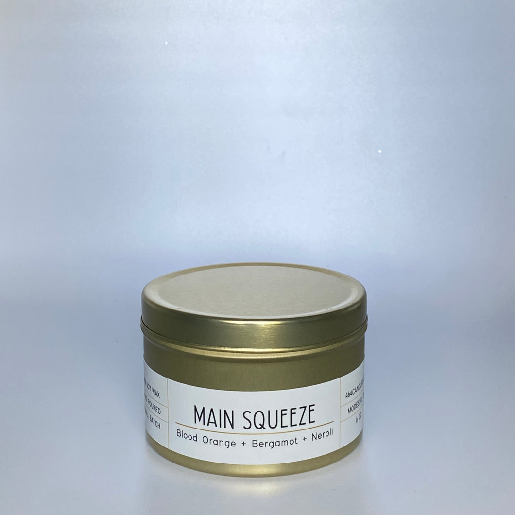 Main Squeeze - 6oz Gold Tin