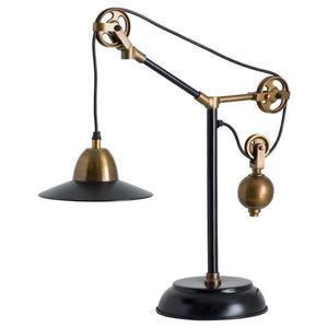 Brooklyn Adjustable Table Lamp | Fern Interiors UK