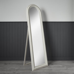 product_ title , Floor standing mirror by ferninteriors-co-uk