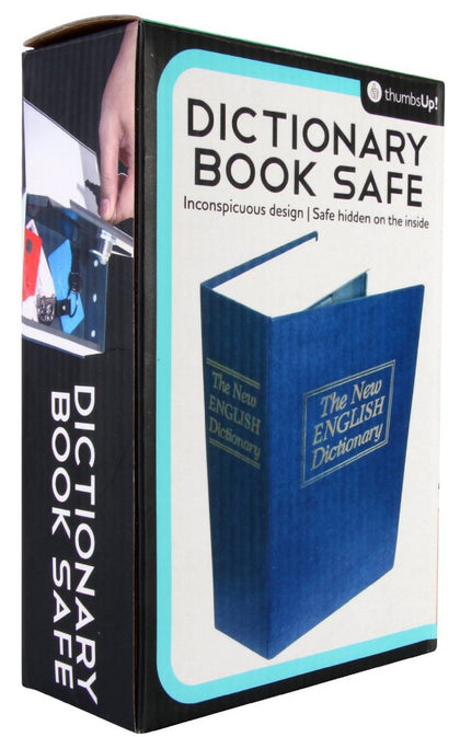 Dictionary Book Safe