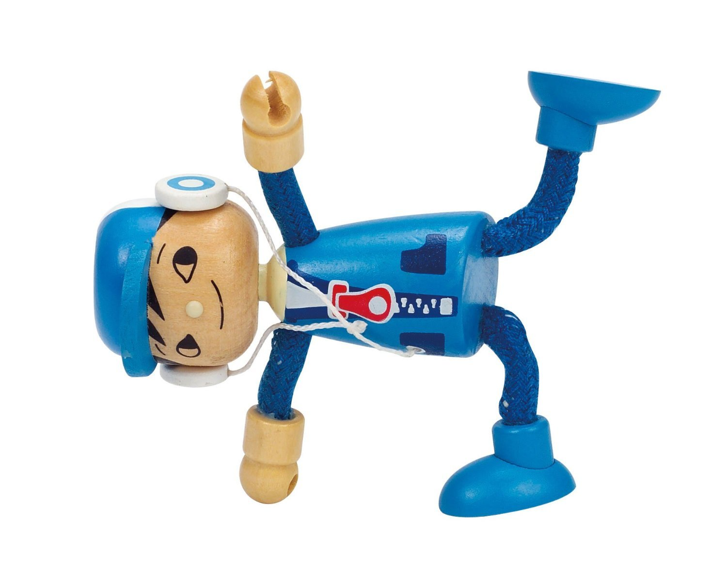 Hape: Son Wooden Doll