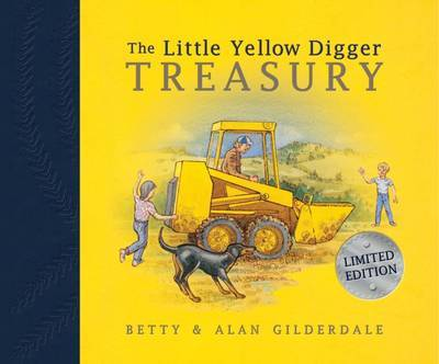 Little Yellow Digger Treasury