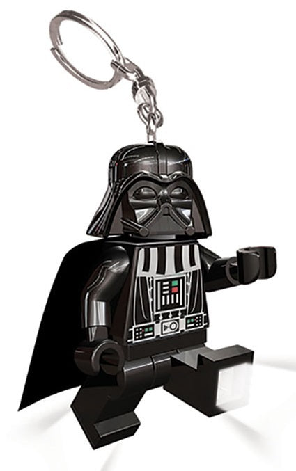 LEGO Star Wars Keyring LED Light - Darth Vader