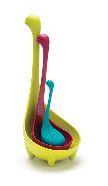 Ototo The Nessie Family - Kitchen Utensil Set