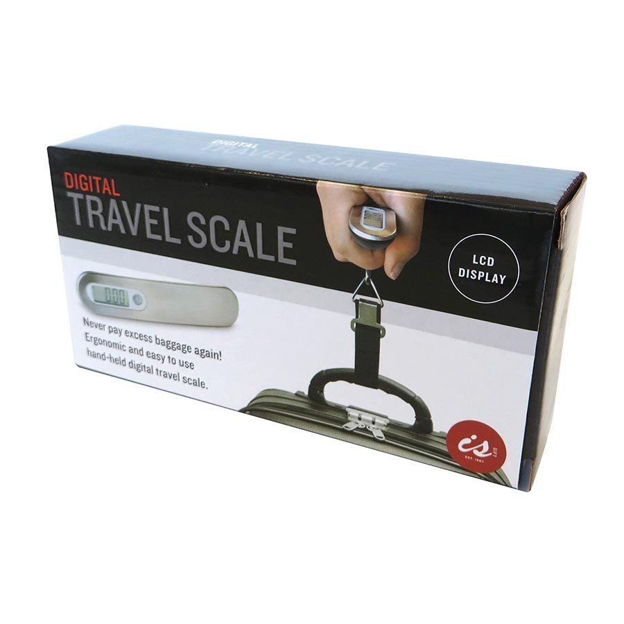Digital Travel Scale
