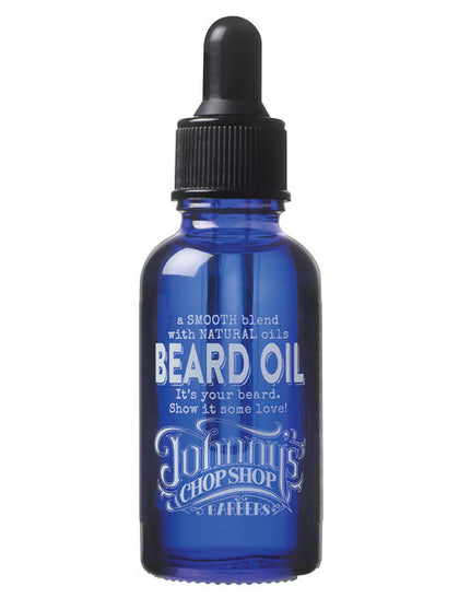 Johnny's Chop Shop - Beard Oil (30ml)
