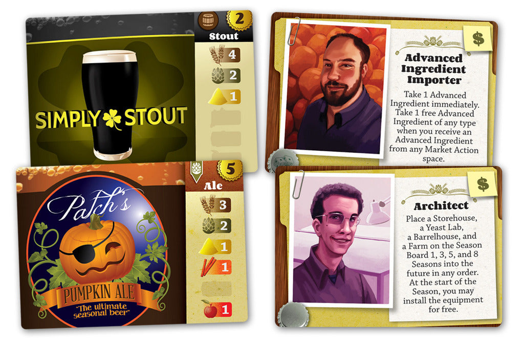 Brew Crafters: The Beer Game