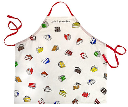 Recipease: Cake For Breakfast Apron