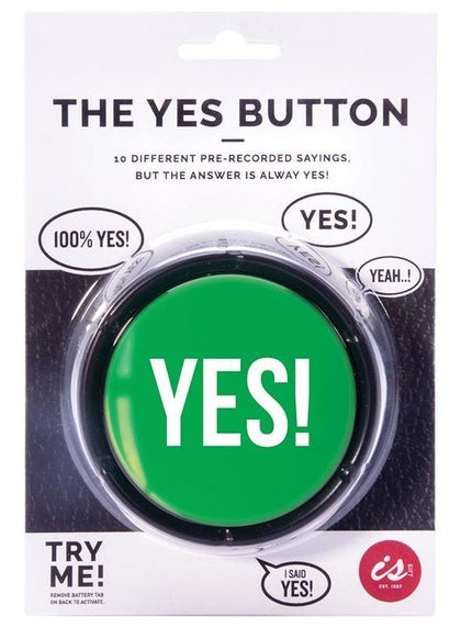 IS Gift: The YES! Button
