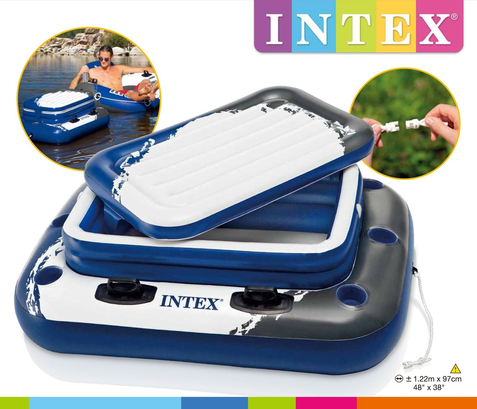 Intex: Mega Chill 2 (48