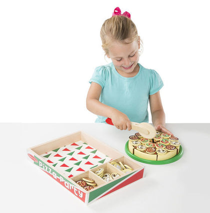 Melissa & Doug: Pizza Party