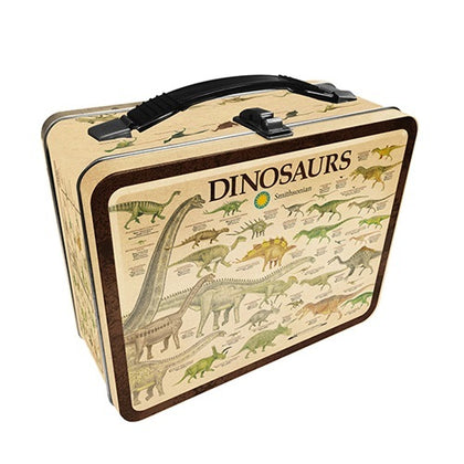 Smithsonian - Dinosaurs Tin Carry All Fun Box