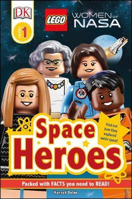 LEGO Women of NASA Space Heroes