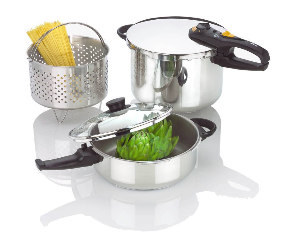 Fagor Duo Combi Pressure Cooker Set/5