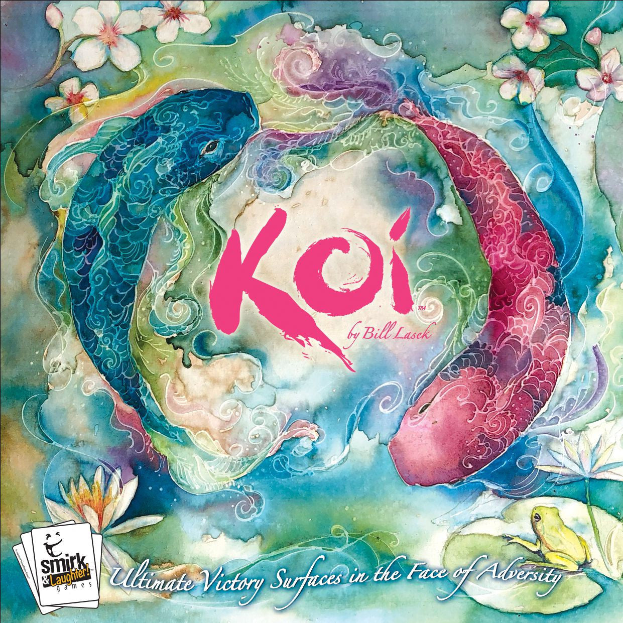 Koi - Board Game