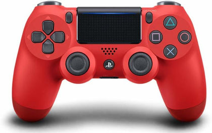 PlayStation 4 DualShock 4 v2 Wireless Controller - Magma Red - PS4