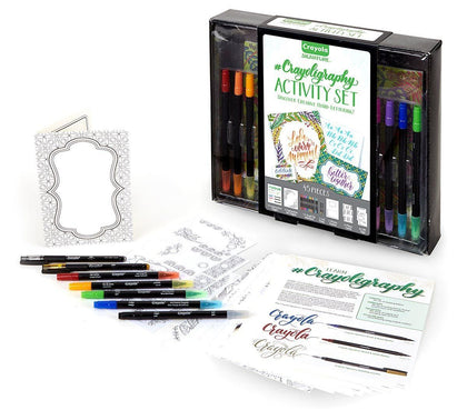 Crayola: Signature - Crayoligraphy Activity Set (45pc)