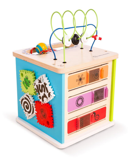 Baby Einstein: Newton Cube - Activity Set