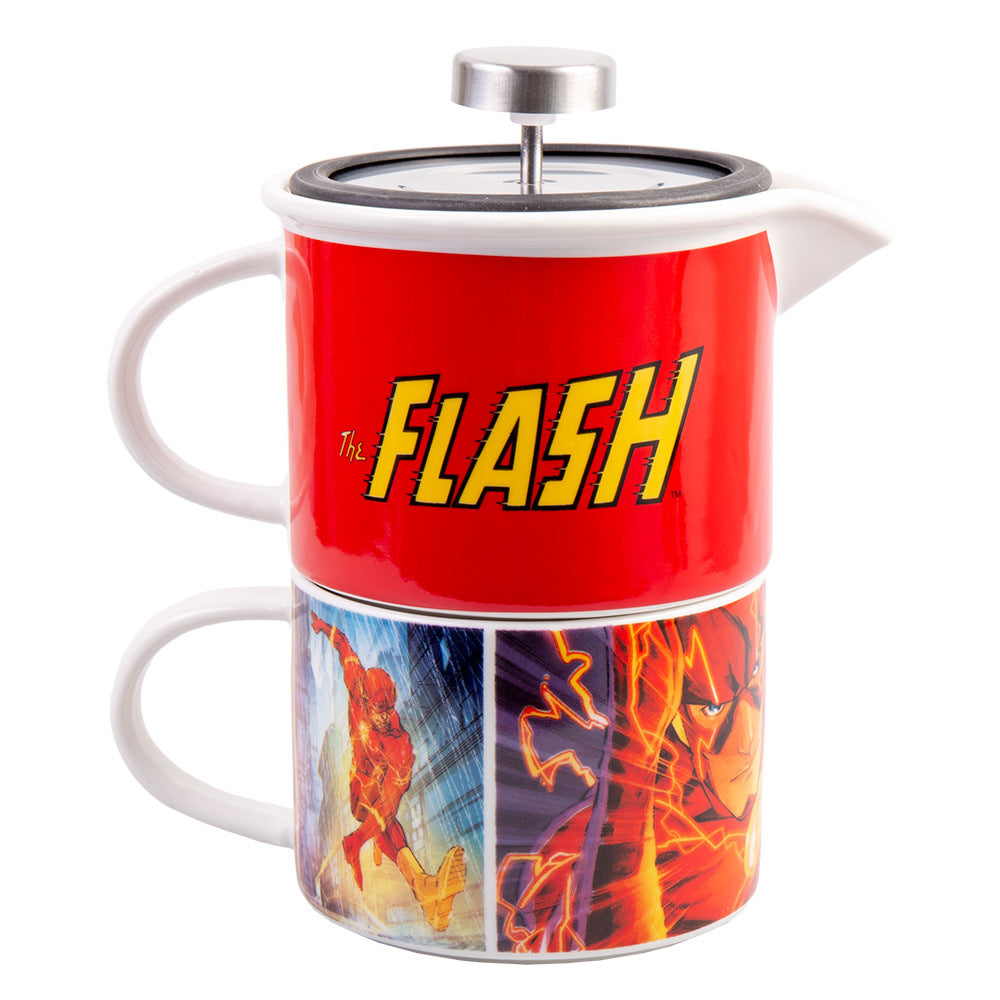 DC Comics: Flash Coffee for One Set