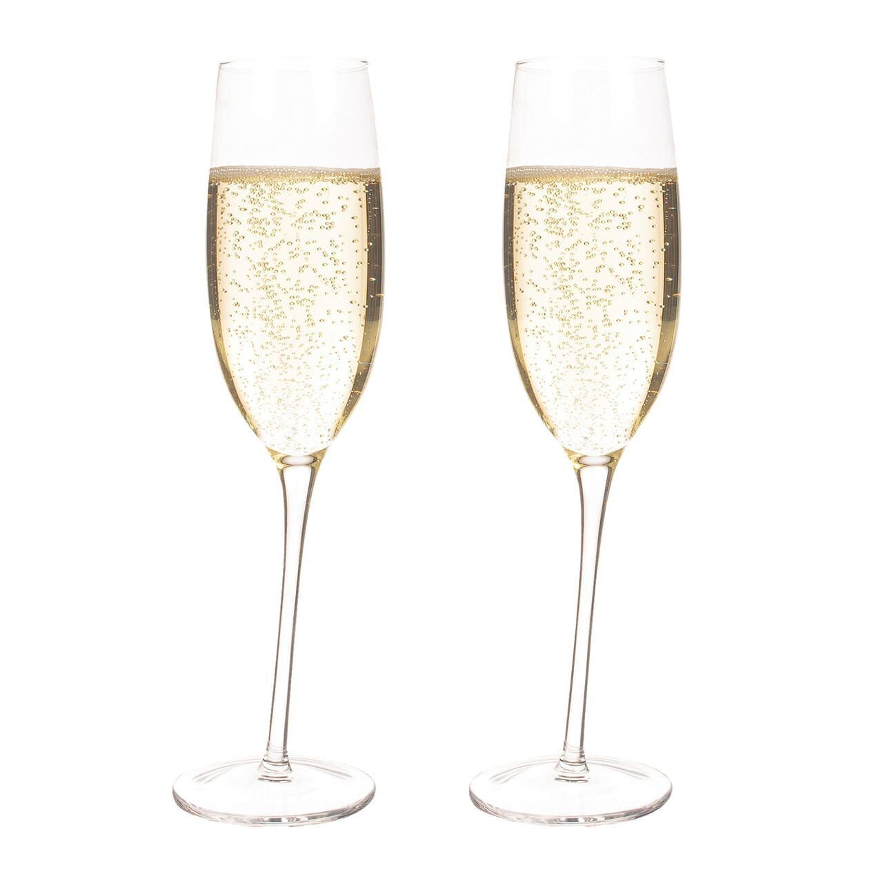 Bar Bespoke Tipsy Fizz Glasses (2pk)