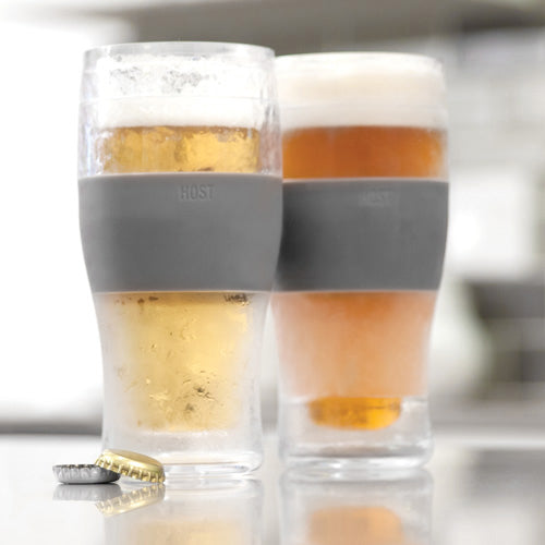 Beer FREEZE Cooling Cup (Set of 2)