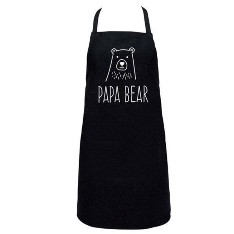 Annabel Trends Apron - Papa Bear