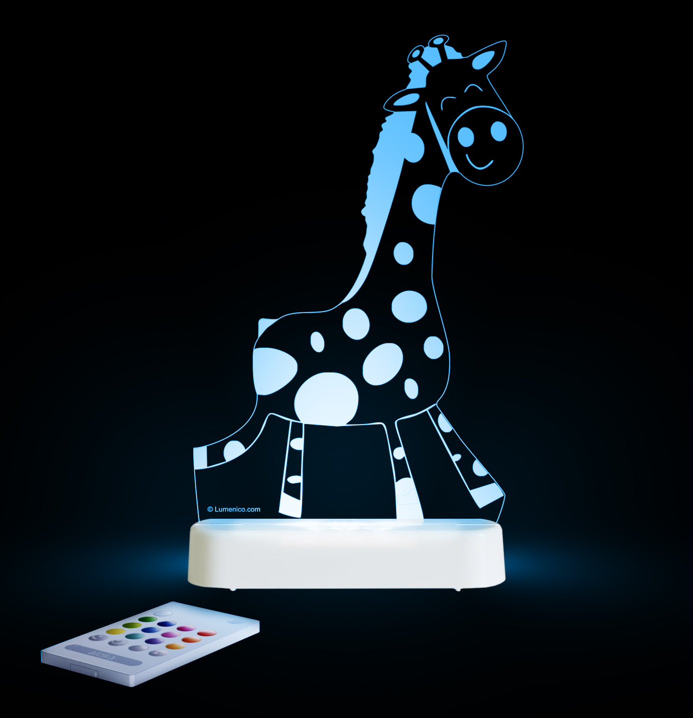 Aloka: Night Light - Giraffe