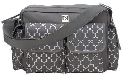 Ryco: Willow Nursery Bag - Grey