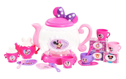 Disney: Minnie's Bow-Tique - Teapot Playset (Purple/Pink)