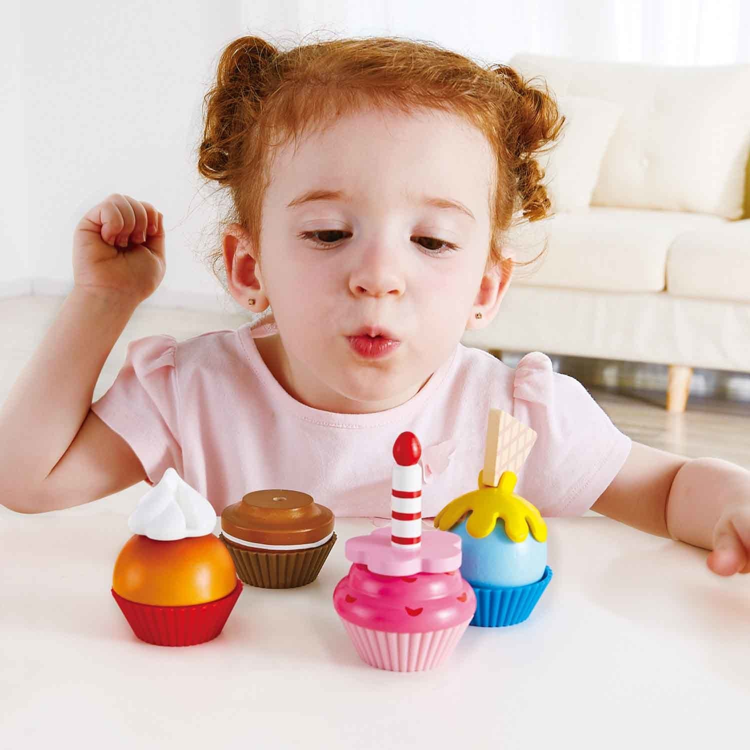 Hape: Cupcakes - Roleplay Set