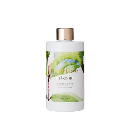 Linden Leaves In Bloom Bubble Bath - Green Verbena (300ml)