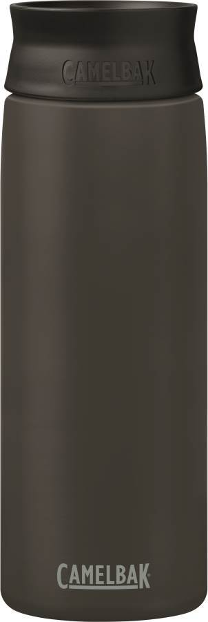 Camelbak: Hot Cap Vacuum Insulated Stainless Steel Travel Mug - Black (591ml)