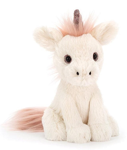 Jellycat: Starry-Eyed Unicorn - Small Plush