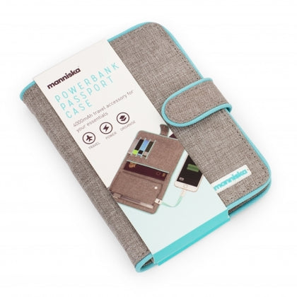 Thumbs Up!: Powerbank Passport Case