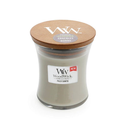 Woodwick Palo Santo Candle - Medium