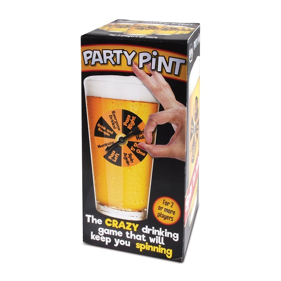 Blue Sky - Party Pint