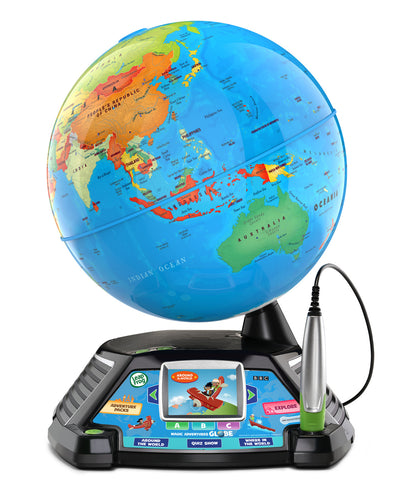 Leapfrog: Magic Adventures Globe - Interactive Learning Set