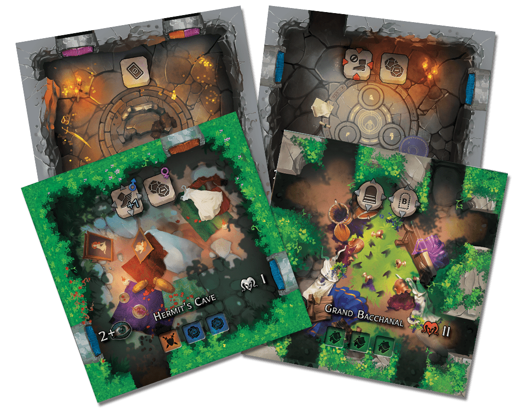 Dungeonology: The Expedition - Board Game