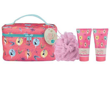 Mad Beauty: Tinkerbell Travel Gift Set
