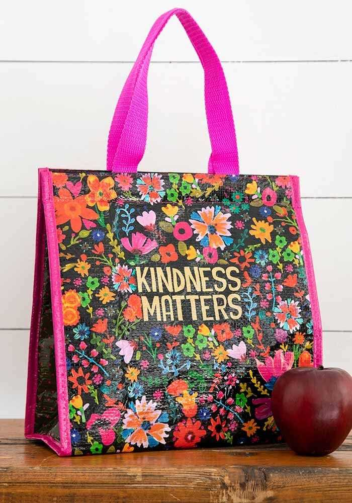 Natural Life: Insulated Lunch Bag - Kindness Matters