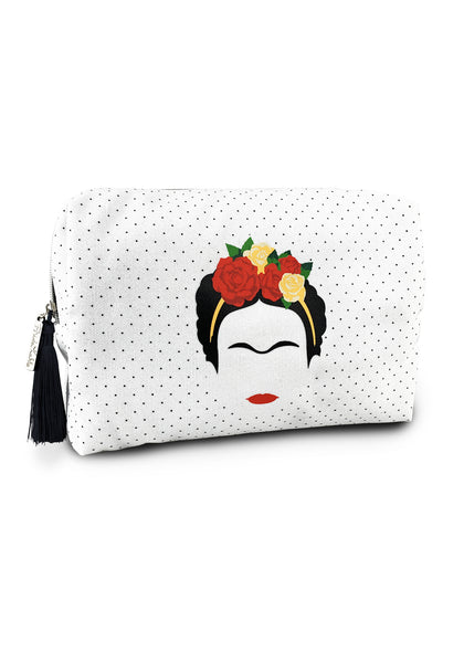 Frida Kahlo - Minimalist Wash Bag