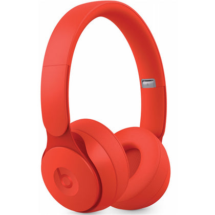 Beats: Solo Pro Wireless Noise Cancelling Headphones - Red