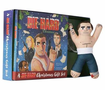 A Die Hard Christmas Gift Set - Book & Plush
