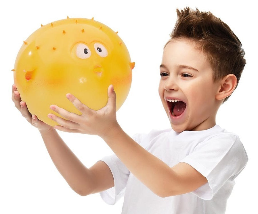 IS Gifts: Puffer Fish - Balloon Ball (Assorted Designs)
